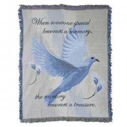 Treasured Memory Tapestry Throw