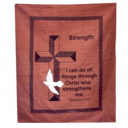 Strength quilt