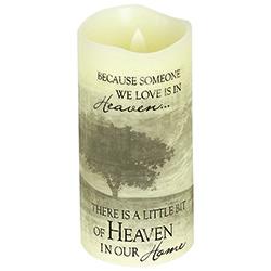Heaven candle