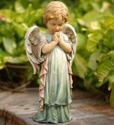 Spring Praying Angel