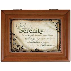 Serenity Prayer box