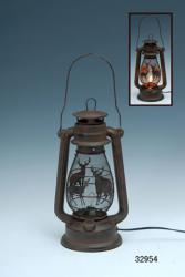 Deer Electrical Lantern