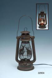 Deer Electrical Lantern