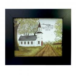 Amazing Grace Framed Hymn Gift