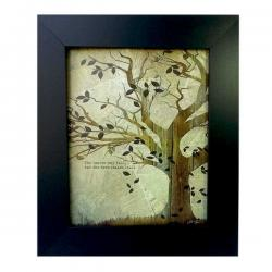 The Leaves folklore art gift