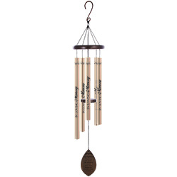 In Loving Memory Wood Chime Carson Windchime